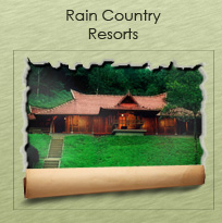 Rain country Resorts